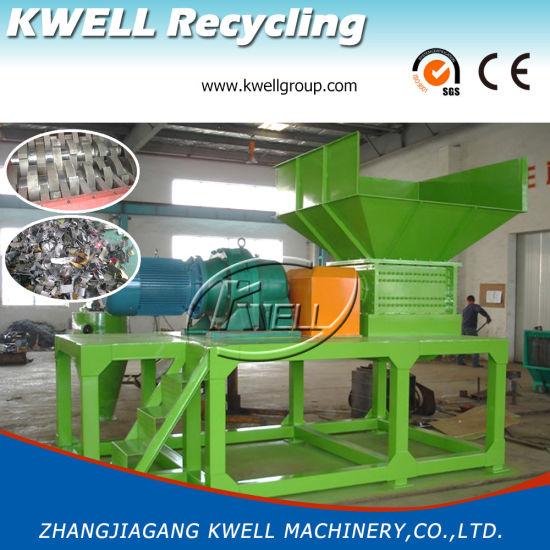 Chine concasseur Groupe pour le recyclage de plastique et