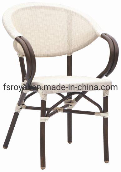 Chine Vente de mobilier de jardin en bois chaud Look tissu ...