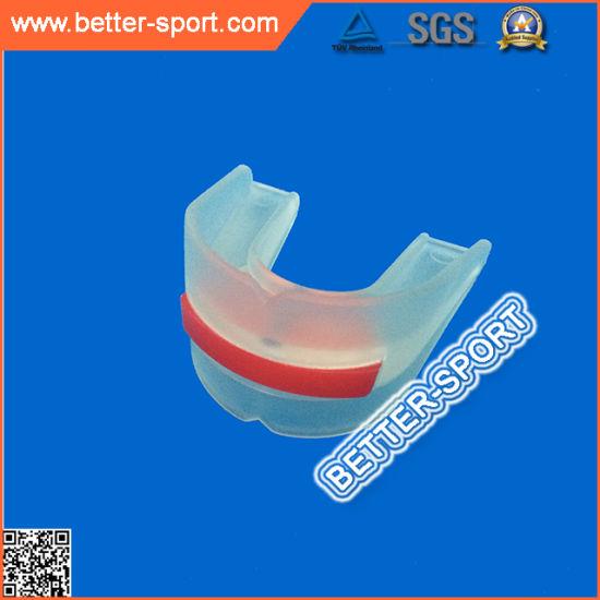 EVA Protège-dents Mouth Guard Gum Shield Protection Dents aux Sports Boxe,