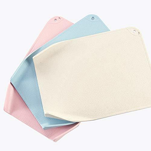 3 Conjunto de Placa De Picar Flexible Cocina Comida Corte Grande Pequeño Mediano Board
