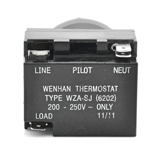 Sairis Professional W3002 Controlador de Temperatura LED Digital Inteligente Controlador de Interruptor de regulador de termostato a Prueba de Agua 10A