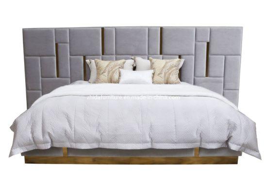 Chine Jeu de style moderne de luxe Chambre à coucher pour ...