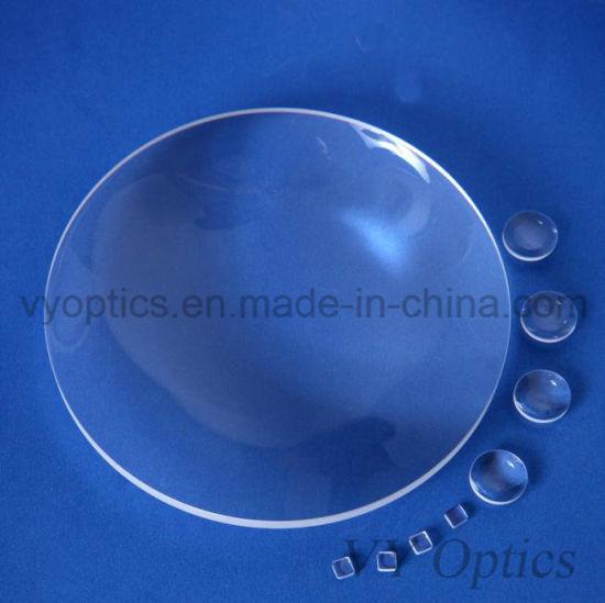 Chine K9 en verre optique de dia. 250mm lentille