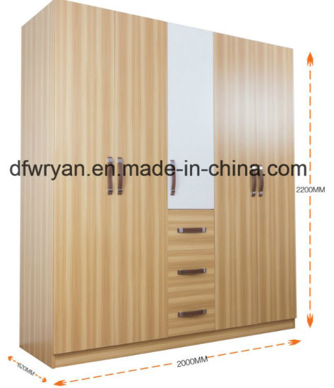 Chine Style africain E2 Chambre à coucher Mobilier armoire ...