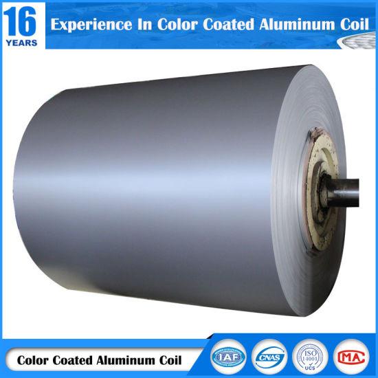 Chine Pe Pvdf Bobine En Aluminium à Revêtement De Couleur De