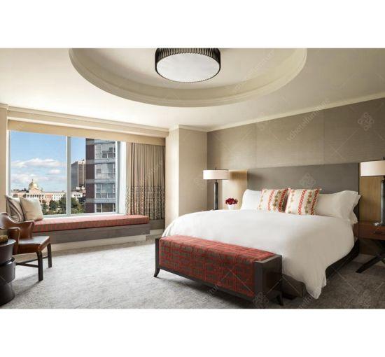 Hôtel 5 étoiles de luxe moderne de meubles meubles de chambre à coucher  Meubles commerciaux