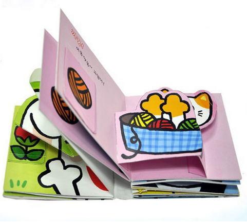 Chine Cadeaux Enfants Impression De Livres En 3d La Main
