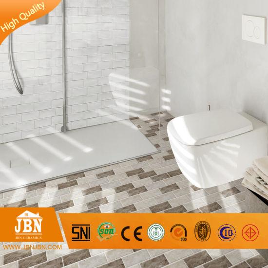 Bianco Cucina E Bagno Piastrelle Mosaico Lucida Piastrelle (C525006)
