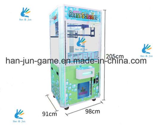 Игровой автомат ножницы
