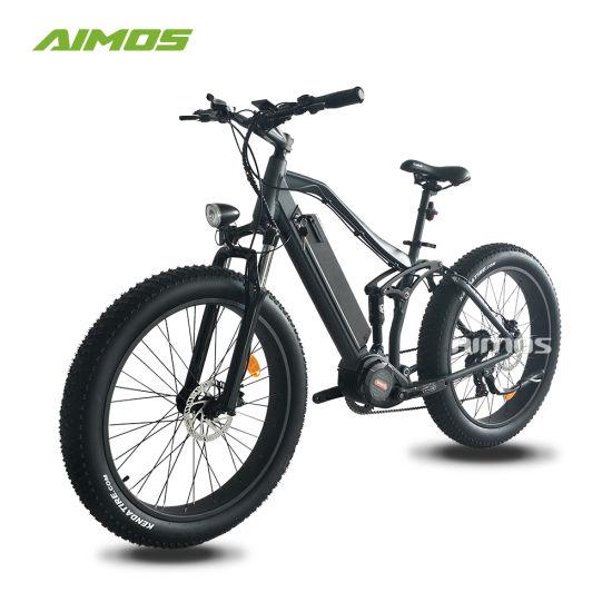 E-Fatbike S-Pedelec mit 1000W Motor