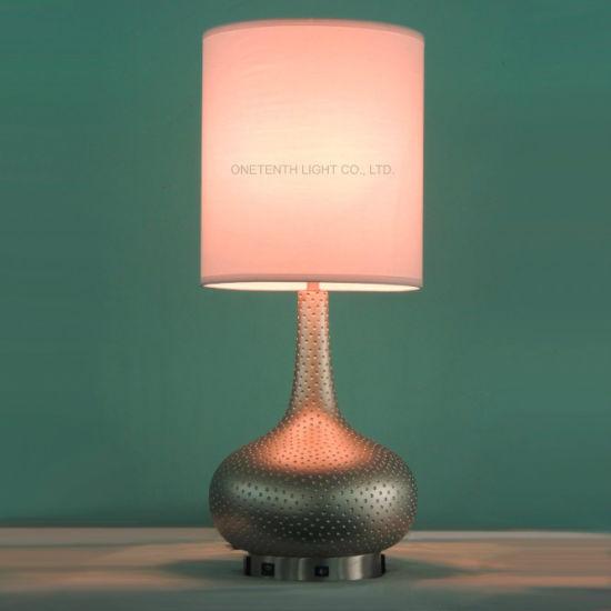 de escritorio puntos La la la de China de y resina lámpara Pnw0Ok8