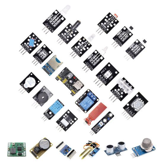 China 45 En 1 Módulos De Sensores De Kit De Iniciación Para