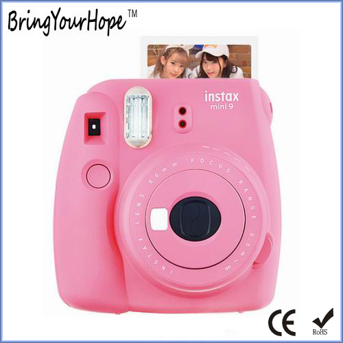 La cámara instantánea Instax Mini9 en colores en stock disponible (Mini9).