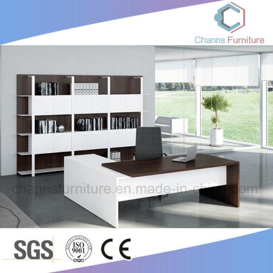 Muebles Oficina Modernos.China Tamano Grande De Madera De Lujo Escritorio Ejecutivo