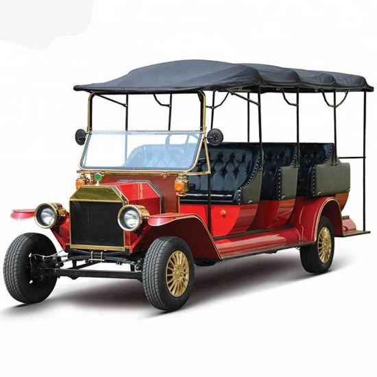new collection 100% authentic wide range Entraîneur touristique Electric 11 sièges de voiture classique avec  certificat CE