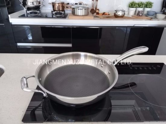 Chine Poele A Frire Antiadhesive Wok Chinois Ustensiles De
