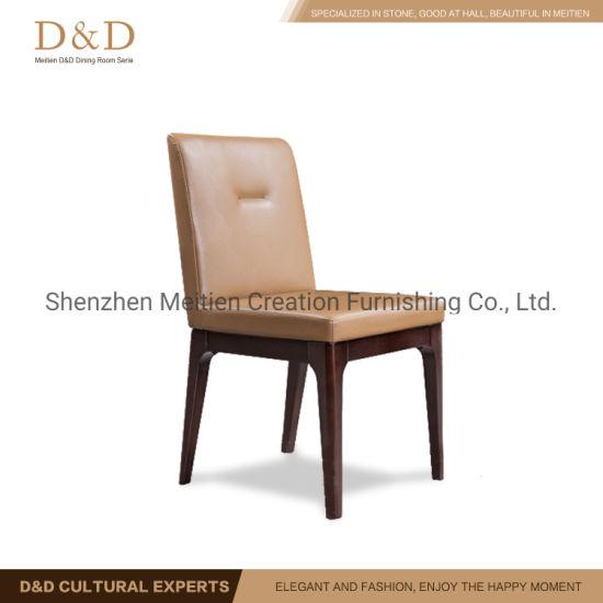 China Silla de madera maciza Venta caliente silla de comedor ...