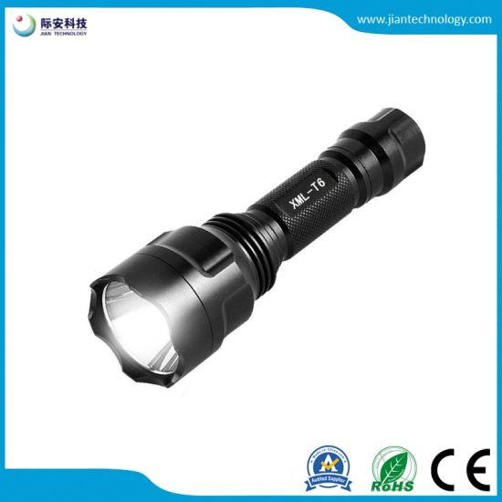 Chine C8 Lampe torche à LED torche lumière Camping en plein