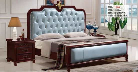 Chine Taille double chambre à coucher Mobilier de style ...