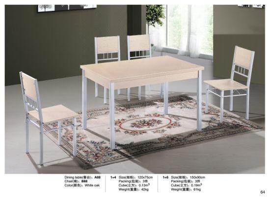2019 Nuevo diseño de la mesa de comedor juegos de comedor silla de comedor  Muebles Muebles de hogar mobiliario restaurantes