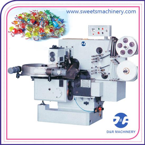 Chine Double Twist Bonbons Machine à Emballer