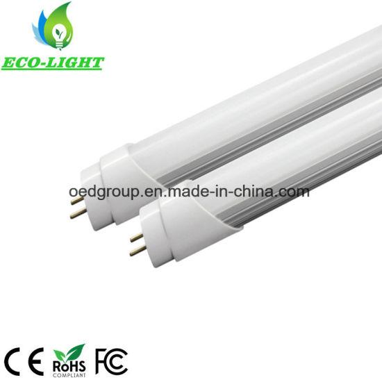 China 18W LED Fluorescente T8 4f Tubo LED para TUBO XOiuZPwkT
