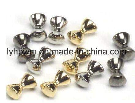 8 Tailles! Fendue Tungstène Perles-Pack de 20-fly tying cuivre or argent noir