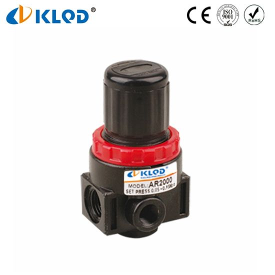 R/égulateur de filtre G1//4 Temp/érature de fonctionnement: 5-60 R/égulateur de filtre r/égulateur de pression de traitement de lair R/égulateur de filtre /à air 1.5Mpa