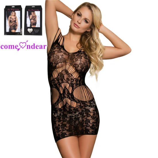 Chine Paypal Accepter Les Femmes Bodystocking Robe Transparente Acheter Bodystocking Sur Fr Made In China Com