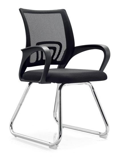 Silla de oficina nuevo diseño de malla visitante silla Oficina de Personal  de la reunión Furntiure precio barato