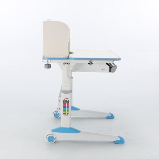 Factory Hot vendre et stable réglable en hauteur multifonctionnelle Kids Table et chaise de bureau d'étude E1