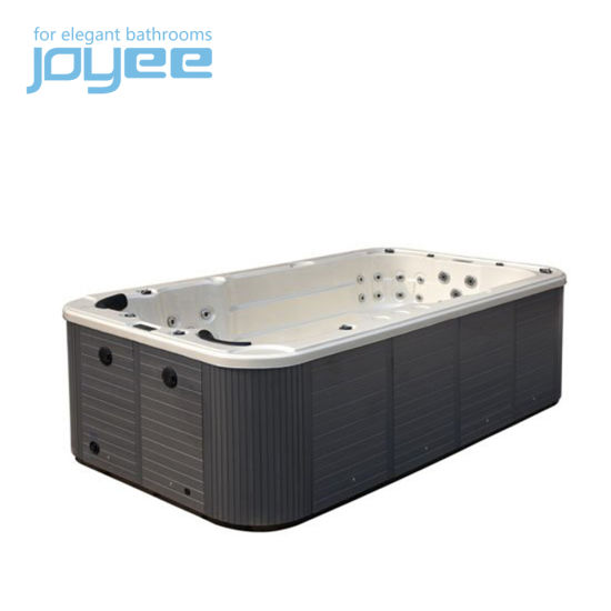 Jacuzzi Grande Taille.Chine Nager De Grande Taille Joyee Spa Hot Tub Acheter