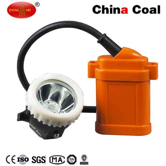 China batería El cabeza la la LED de de Lámpara Minera 3R54AjL