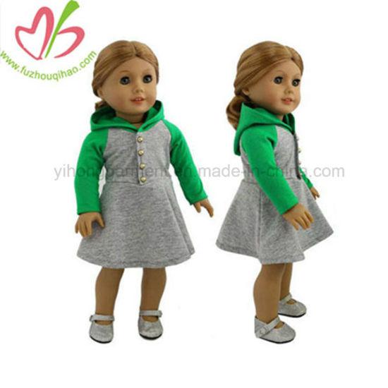 newest 4e5ee 55efb Accessori americani del giocattolo del vestito dalla bambola dei vestiti  della bambola di Barbie