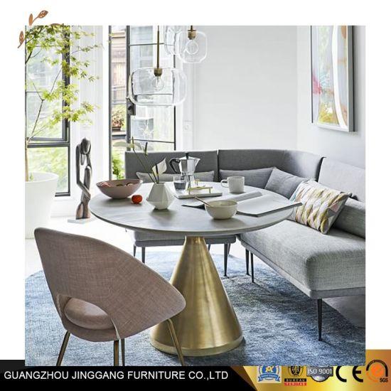 China Silla de Comedor de tejido muebles moderno restaurante ...
