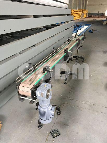 Модульный цепной конвейер конвейер ленточный для щебня