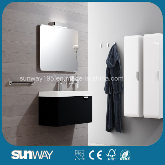 Chine Module de salle de bains européen moderne fixé au mur ...
