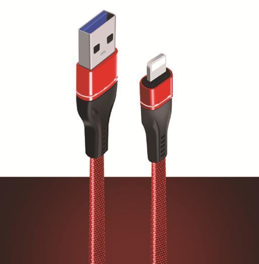 T tipo Magnético Cable Usb Para Iphone 2.1a De Alta