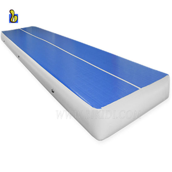 Tapis de gymnastique gonflable GYM de plancher de voie d/'air gonflable w pompe