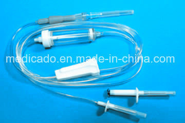 China De alta calidad de Transfusión de Sangre desechable