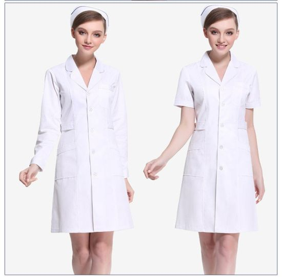 China Bata De Laboratorio De Blancos Personalizado Uniforme