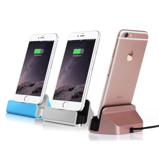 base chargeur iphone 6