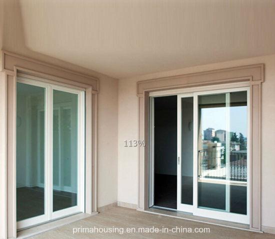 China Puerta Corrediza De Aluminio Para Baño Comprar Puerta Corredera De Aluminio En Es Made In China Com