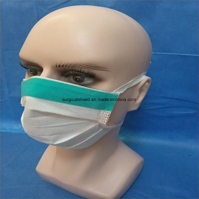 masque medical antivirus jetable