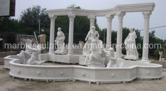 China El estilo europeo clásico mármol estatuas talladas a