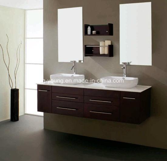 Chine Salle de bains moderne vanité Cabinet personnalisé ...