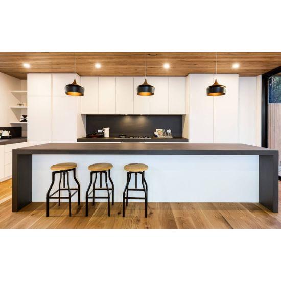 China-Fabrik-Großverkauf-Ausgangsmöbel-moderner modularer  Küche-Schrank-Schrank