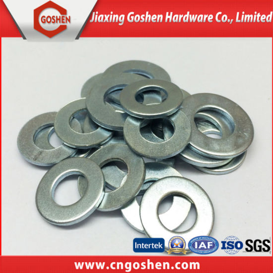 10 x M4 arandelas DIN 125 acero galvanizado
