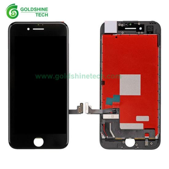 Affissione a cristalli liquidi all\'ingrosso del telefono mobile di AAA+  SL/ESR/Tianma/OLED per la parte dello schermo di tocco di iPhone 8