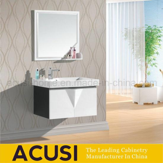 China Einfaches Design Mode Modernes Sperrholz Badezimmer ...